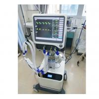 China Medical  Medical Hospital ICU Ventilator Machine With Air compressor Adult Medical on sale