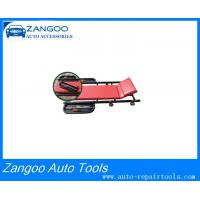 Buy cheap Heavy Duty Floor Under Car Creeper Trolley With Adjustable Headrest from wholesalers