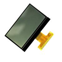 Buy cheap 12864 monochrome screen graphic cog lcd display module with custom OEM design from wholesalers