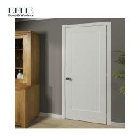 Buy cheap Contemperary Flush Solid Hardwood Internal Doors With Handle Brand Hardware from wholesalers