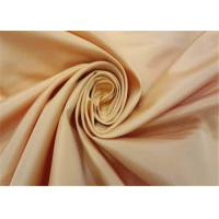 Buy cheap Bright Appearance White Taffeta Fabric , 190t Polyester Taffeta For Liner Material from wholesalers