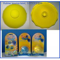 Buy cheap Soft rubber bounce bowl toy , bounce balls,ball bounce,bouncing ball half product