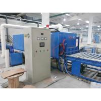 Buy cheap Building Moulding Wall Panel Making Machine with 1000 Sheets Production Capacity from wholesalers