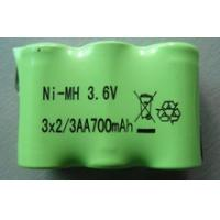 Buy cheap Weidong 3.6v   nimh battery for electric tools from wholesalers