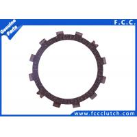 Buy cheap FCC Motorcycle Transmission Clutch Plate Suzuki GS125 21441-13A20-000 from wholesalers