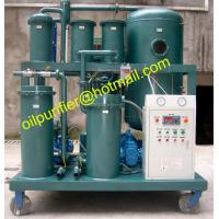 Buy cheap High water content vacuum oil Purification Plant,Oil water separator,Oil Purifier,lubricant oil filtering machine from wholesalers