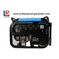 Buy cheap Single Phase 6.5kw Industrial Portable Inverter Gasoline Mini Camping Generator product