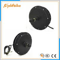 Buy cheap Brushless Gearless 48v 1000w Electric Bicycle Hub Motor With CE Approved from wholesalers