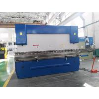 Buy cheap Stainless Steel Door CNC Hydraulic Press Brake With High Strength Gooseneck Tools from wholesalers