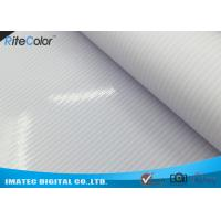 Buy cheap Glossy Solvent Frontlit PVC Flex Banner Material Canvas For Outdoor Light Boxes from wholesalers