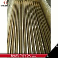 Buy cheap China Supplier Seamless Copper Alloy Tubes C70400 from wholesalers