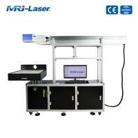 Buy cheap Large Field 10600nm 100W CO2 Laser Marking Machine On Wood product