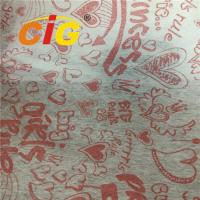 Quality Flower Packing Use Very Thin PP Nonwoven Fabric With Print Design for sale