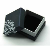Buy cheap Luxury Paper Kraft Jewelry Gift Boxes Jewelry Boxes with Lid Custom Logo from wholesalers