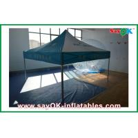 Buy cheap Customized Waterproof Folding Tent , Aluminum Frame Outdoor Tent product