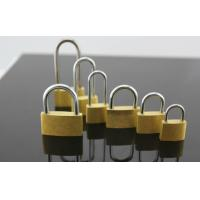 Buy cheap High Quality Brass Padlock 20mm,25mm,30mm,35mm 40mm Padlocks from wholesalers