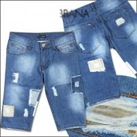 Buy cheap Mens Summer Short Jeans from wholesalers