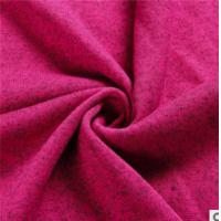 TWO-TONE COURSE GAUGE FLANNEL FASHIONABLE CLOTHING FABRIC WHOLESALE