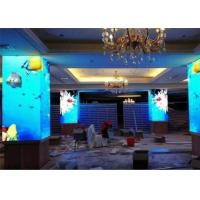Buy cheap Full Color Creative LED Screen P4 Pillar Video Advertising LED Cube Display from wholesalers