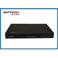 Buy cheap Flexible L3 Layer 10G EPON OLT , EPON Network OLT For HD Monitoring Solution from wholesalers