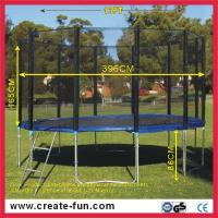Buy cheap CreateFun Cheap 13FT Big Trampoline for Sale from wholesalers