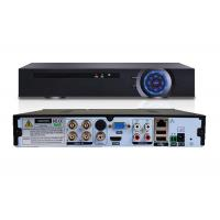 Buy cheap Desktop 4 Channel Digital Video Recorder , H.264 NVR 3 In 1 Video Recorder Android OS from wholesalers