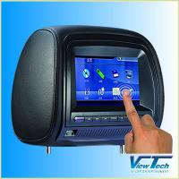 Buy cheap 7 Headrest DVD With Touch Screen (VT-DH789) from wholesalers
