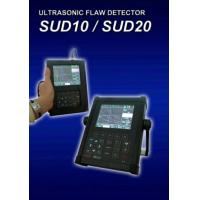 Buy cheap IP65 Automatic Calibration SUD10 Portable Ultrasonic Flaw Detector Embeding Software to PC from wholesalers