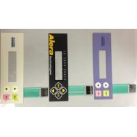 Buy cheap Matrix PCB Waterproof Membrane Switch For Household Appliances , Heat Resisting product