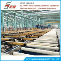 Aluminium Extrusion Profile Liftover Conveyor System