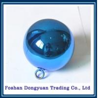 Buy cheap Hook Stainless Steel colored Ball from wholesalers