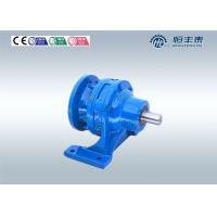 Buy cheap Miniature Inline Cycloidal Gear Reducer , Foot Mounted Reduction Gear Boxes from wholesalers