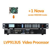 Buy cheap Video display processor LVP913US include 1 nova msd300 controller like vdwall lvp615 for P8 Outdoor SMD3535 Full Color from wholesalers