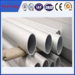 Buy cheap Anodized/polishing alu tubes 12 years quality guaranteen period aluminium price per kilo from wholesalers