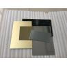 Buy cheap PVDF Paint Aluminum Composite Board, Easy Installation Aluminium Building Panels from wholesalers