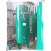 Buy cheap Industrial Compressed Oxygen Air Storage Tanks , Liquid Oxygen Portable Tanks from wholesalers