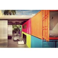 Buy cheap Durable Economical Flat Pack Shipping Container Home Removable Assemble Easily from wholesalers