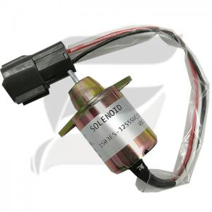 Buy cheap 1503ES-12S5SUC12S Engine Stop Solenoid 12V 24V product