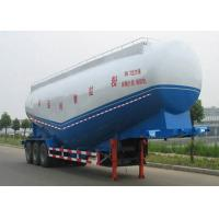 Buy cheap 50-80 Ton Loading Capacity Semi Trailer Truck For Cement Plant / Large Construction Sites from wholesalers