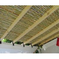 Buy cheap Summer Outdoor Furnitures Bamboo Sleeping Mat Raffia Grass Tied With Carrying from wholesalers
