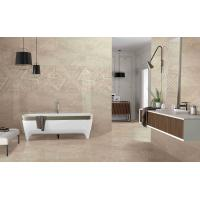 Buy cheap Grey Marble Effect Ceramic Wall Tiles 400*800mm Size Interior Glazed from wholesalers
