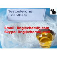 Buy cheap Test Enanthate Raw Steroid Powders Testosterone Enanthate 315-37-7 Test Enan Test E from wholesalers