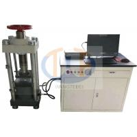 Buy cheap Digital Compression Testing Machine For Concrete Scientific Research Institutions from wholesalers