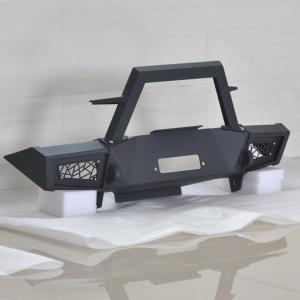 Buy cheap No Punch Jeep Wrangler Jk Front Bumper Original Design Car Parts 28*48*16 CM product