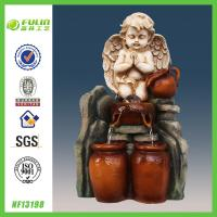Buy cheap Religious Tabletop Angel Water Fountain Indoor from wholesalers