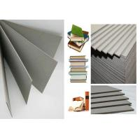 Buy cheap Foldable 950gsm / 1.53mm Book Binding Board with Hard Stiffness from wholesalers