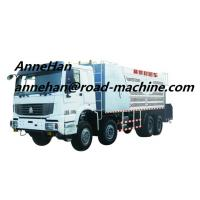 Buy cheap SHMC4M3Slurry Seal TruckWITH ISO CCC APPROVALEuroIII 12.00R22.5Tire Model product