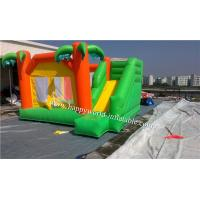 Buy cheap bnouncy castle , inflatable bouncer slide combo , bouncy castle with slide from wholesalers