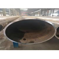 Buy cheap HF ERW / EFW double side surbmerged SSAW LSAW carbon steel pipes for line pipes or structure from wholesalers