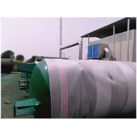 Buy cheap ASME Approved Natural Gas Storage Tank Separator Vessel High Temperature Resistant from wholesalers